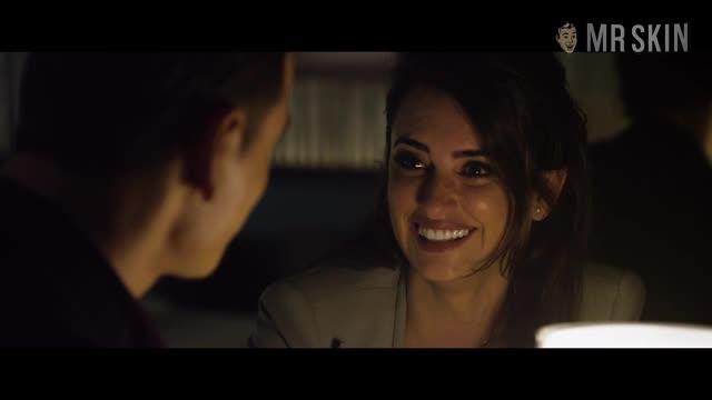 Penélope Cruz screentime - The Counselor