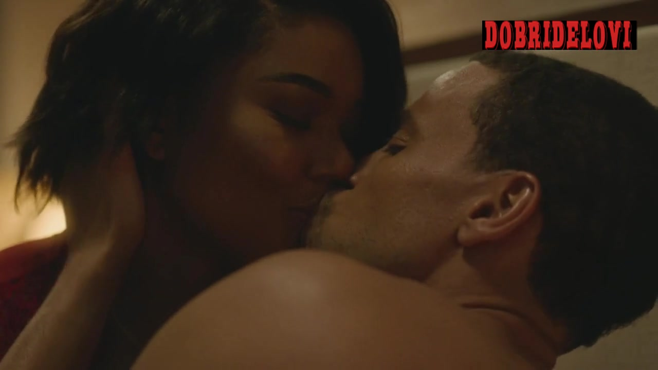 Watch Gabrielle Union bedroom scene from Being Mary Jane video