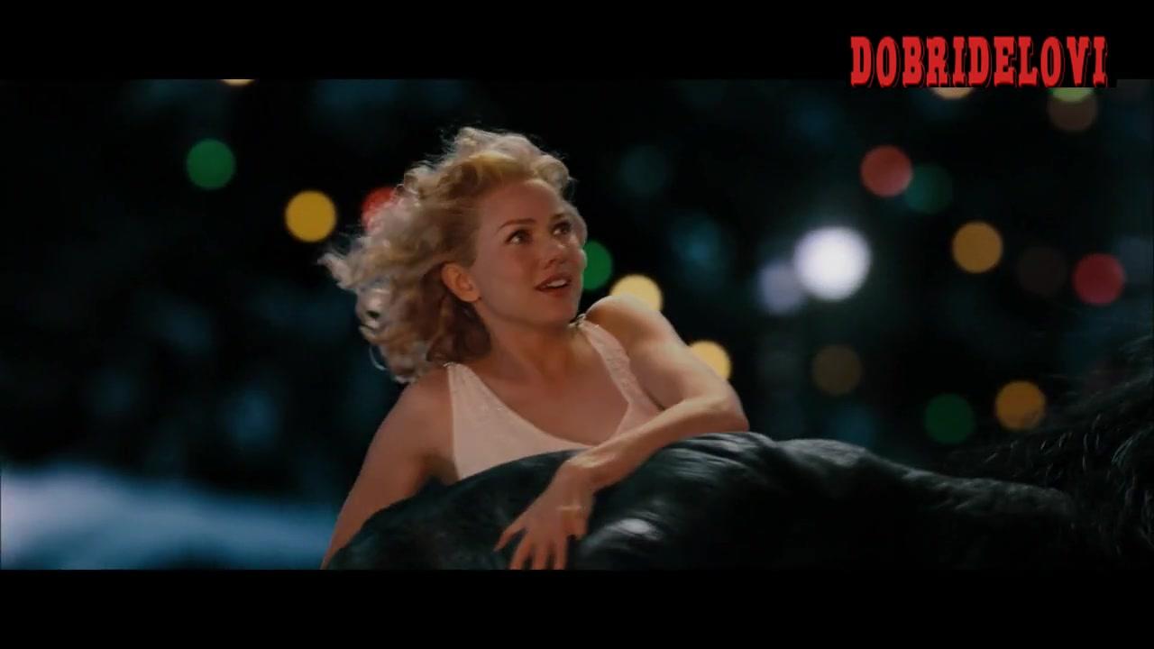 Naomi Watts pokies with King Kong