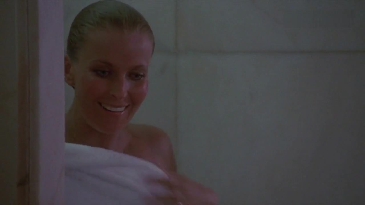 Bo Derek shower scene from Ghosts Can t Do It
