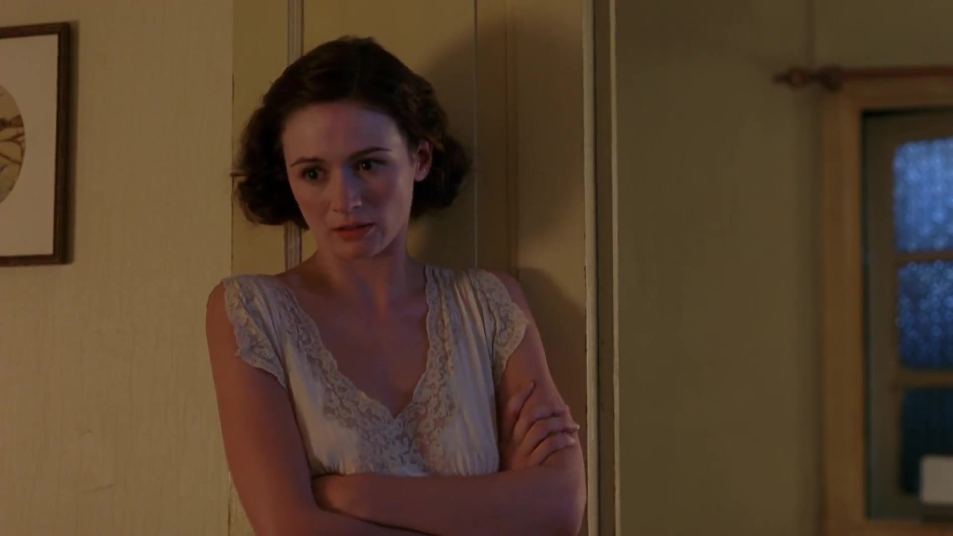 Emily Mortimer looks fantastic from The Sleeping Dictionary