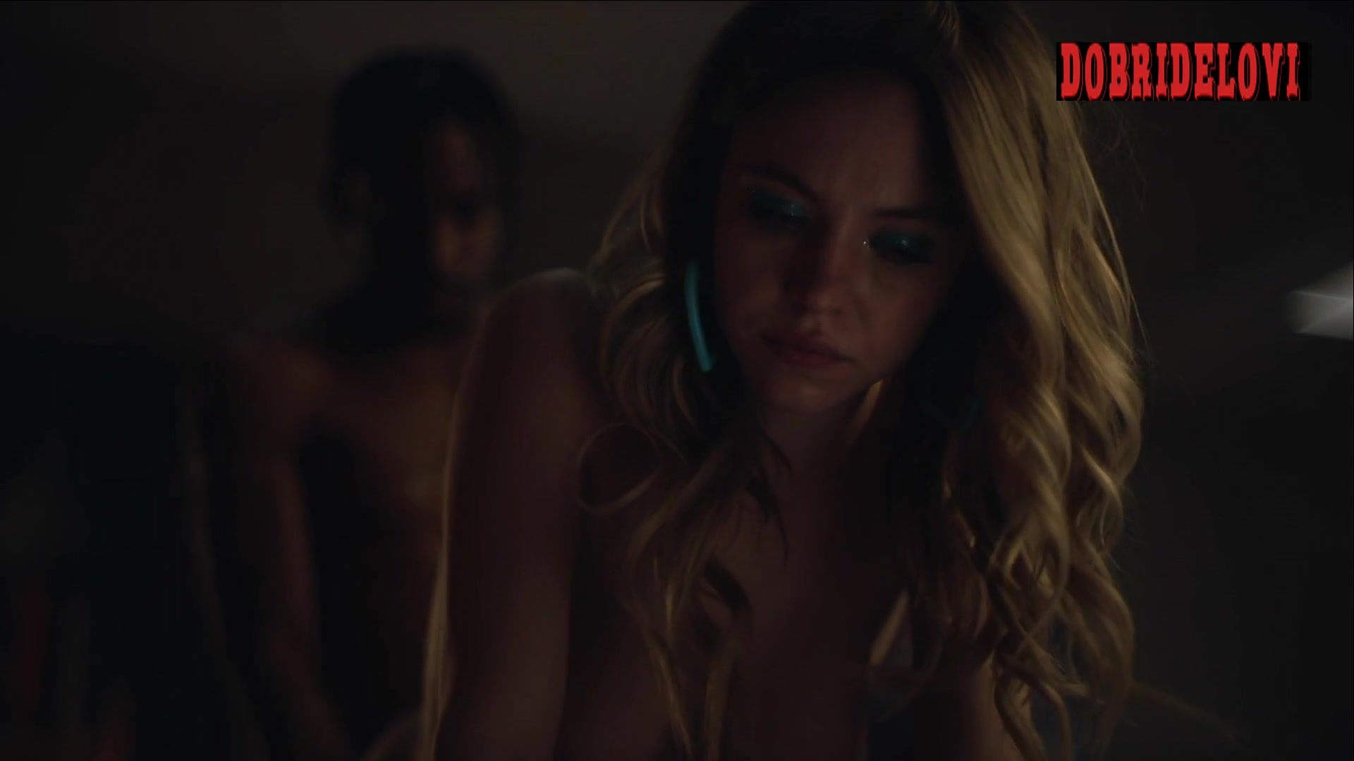 Sydney Sweeney pounded from behind by black dude in Euphoria