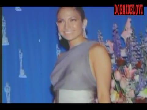 Jennifer Lopez pokies scene from Getting Naked