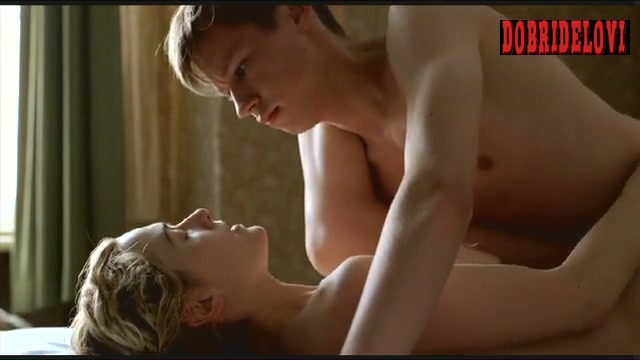 Kate Winslet pounded on table scene from The Reader