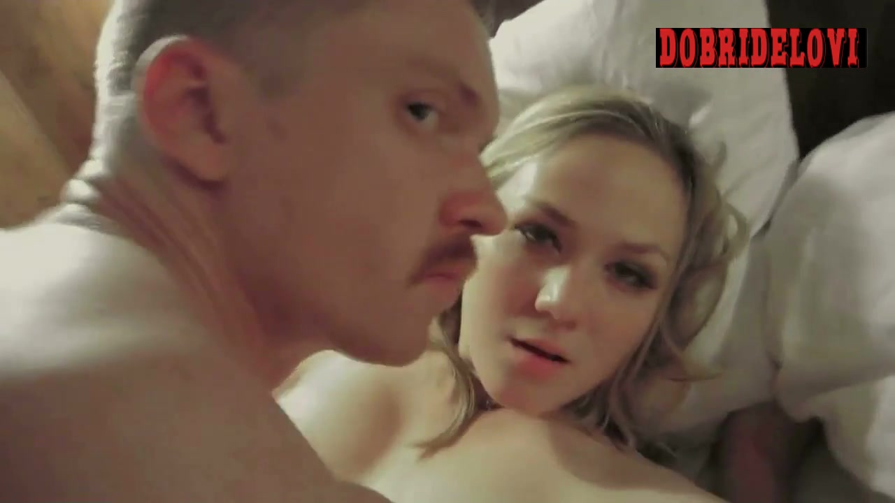 Louisa Krause missionary sex POV shot scene from King Kelly