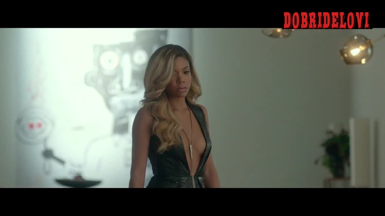 Watch Gabrielle Union church scene from Top Five video