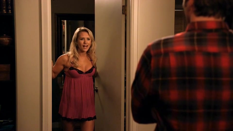 Nicky Whelan scene - Friends with Benefits