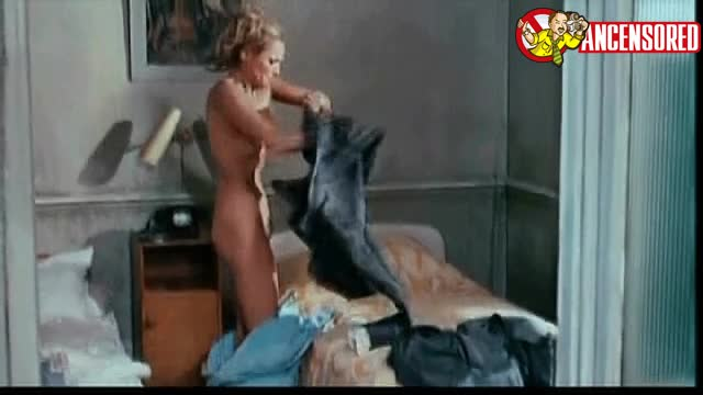 Ursula Andress scene from Perfect Friday