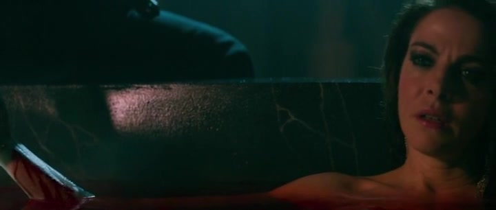 Claudia Gerini must watch clip from john wick chapter 2