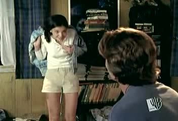 Katie Holmes pokies scene from Dawson's Creek