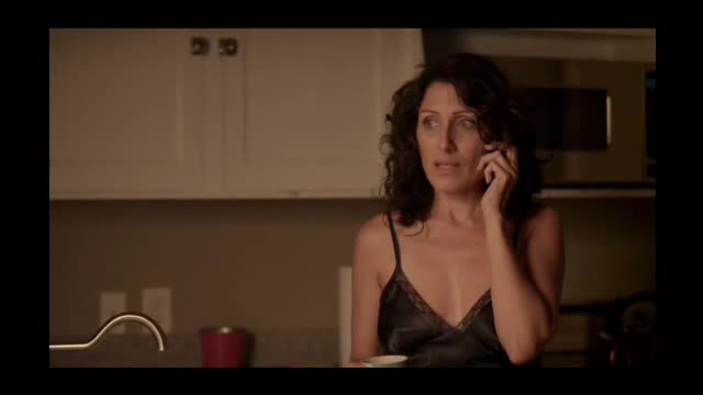 Lisa Edelstein must watch clip in She Loves Me Not