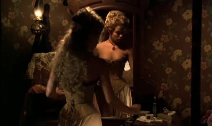 Christina Applegate sexy scene from Wild Bill