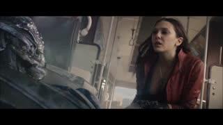 Elizabeth Olsen must watch clip - Avengers Age Of Ultron