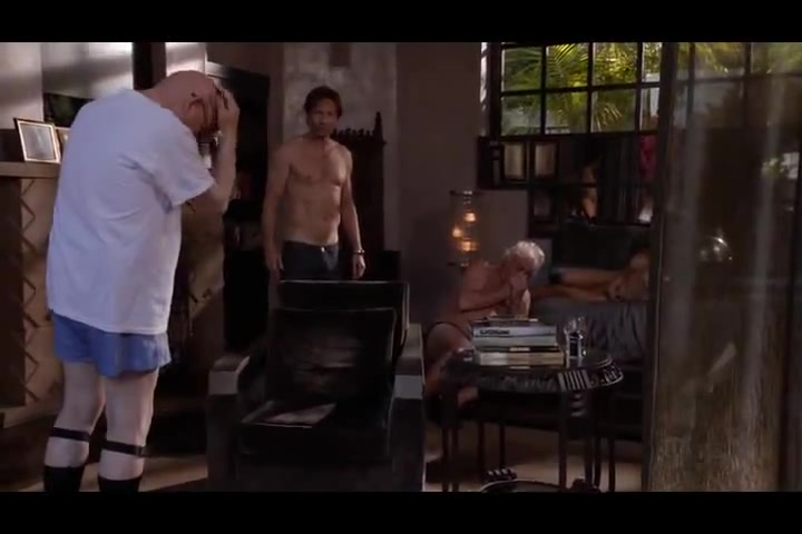 Jenny Lin scene from Californication