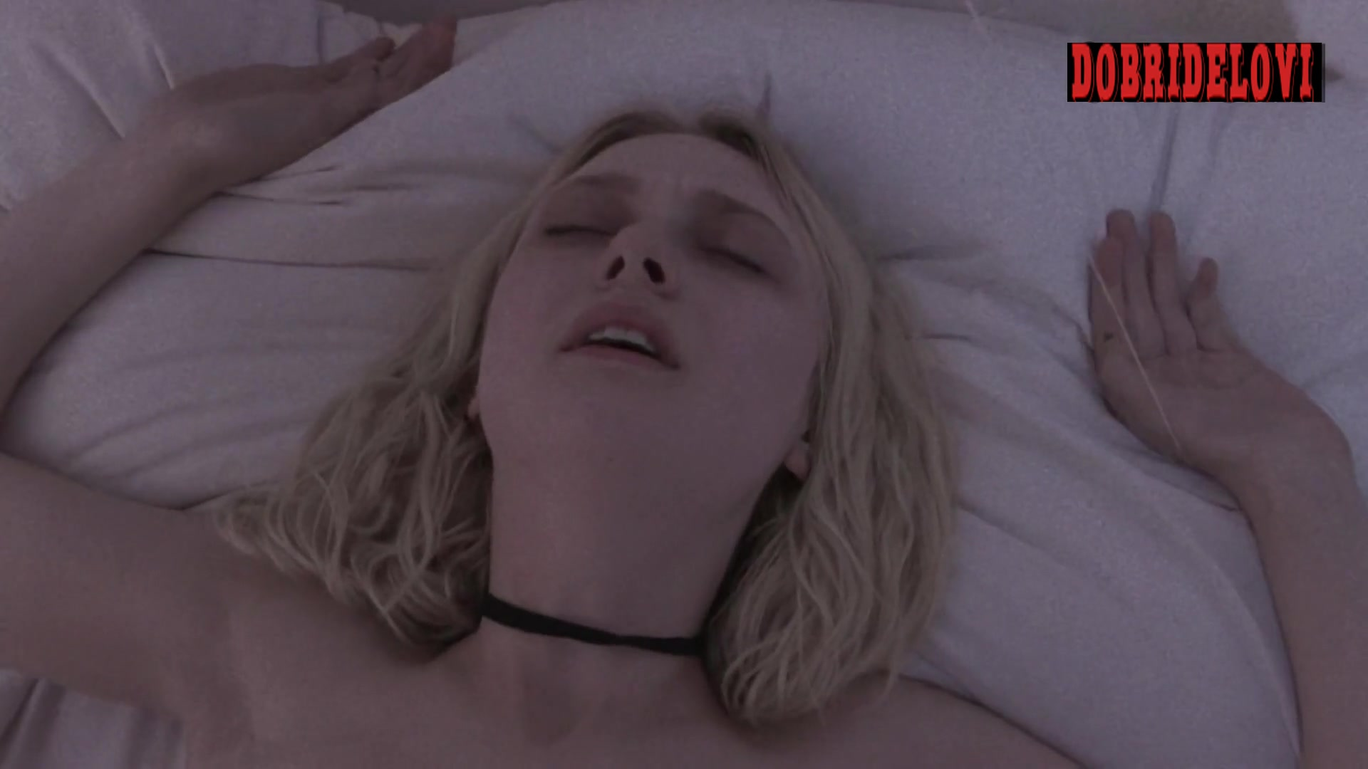 Dakota Fanning missionary sex scene from Viena and the Fantomes