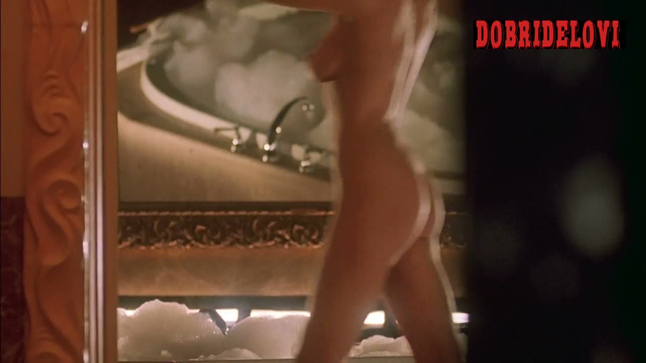 Jamie Lee Curtis bathtub scene from Mother's Boys video image