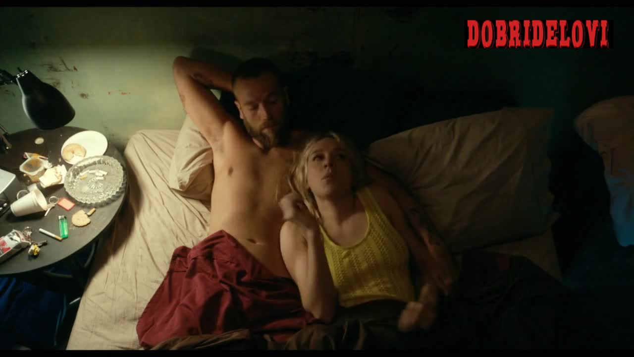 Chloë Sevigny  laying in bed scene from Antibirth