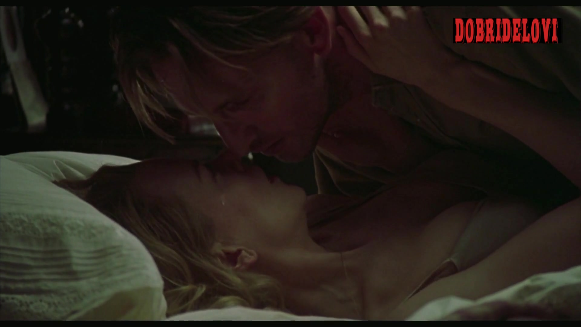 Nicole Kidman pokies scene from The Others