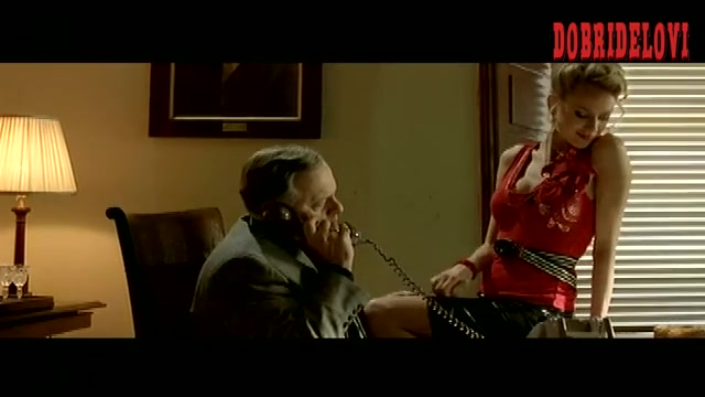 Naomi Watts as distracting sexy secretary scene from Undertaking Betty