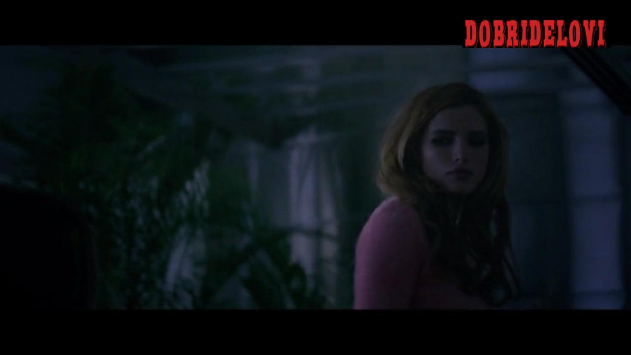 Bella Thorne butt exposed scene from You Get Me