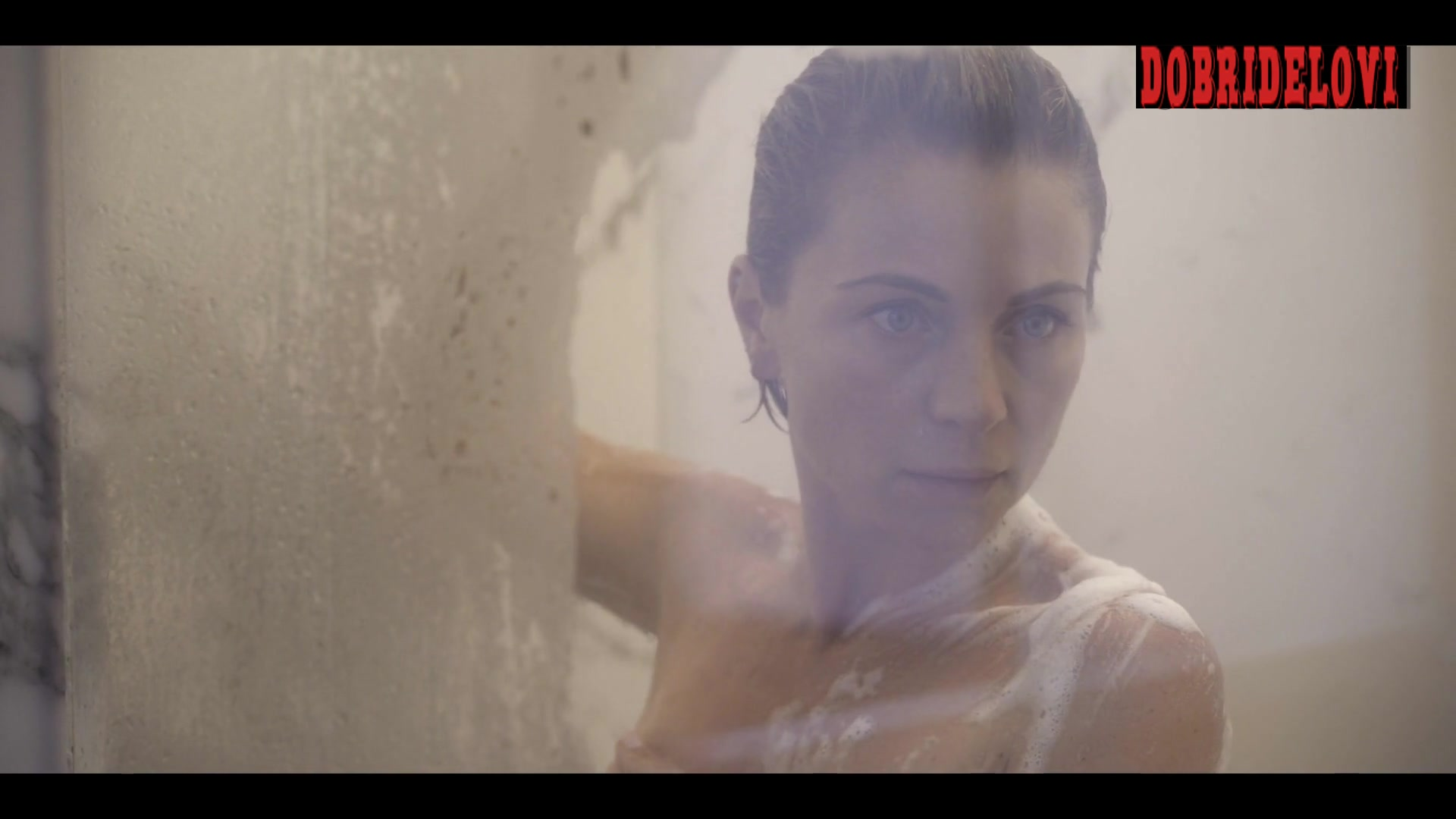 Watch Ludwika Paleta shower scene from Daughter from Another Mother video