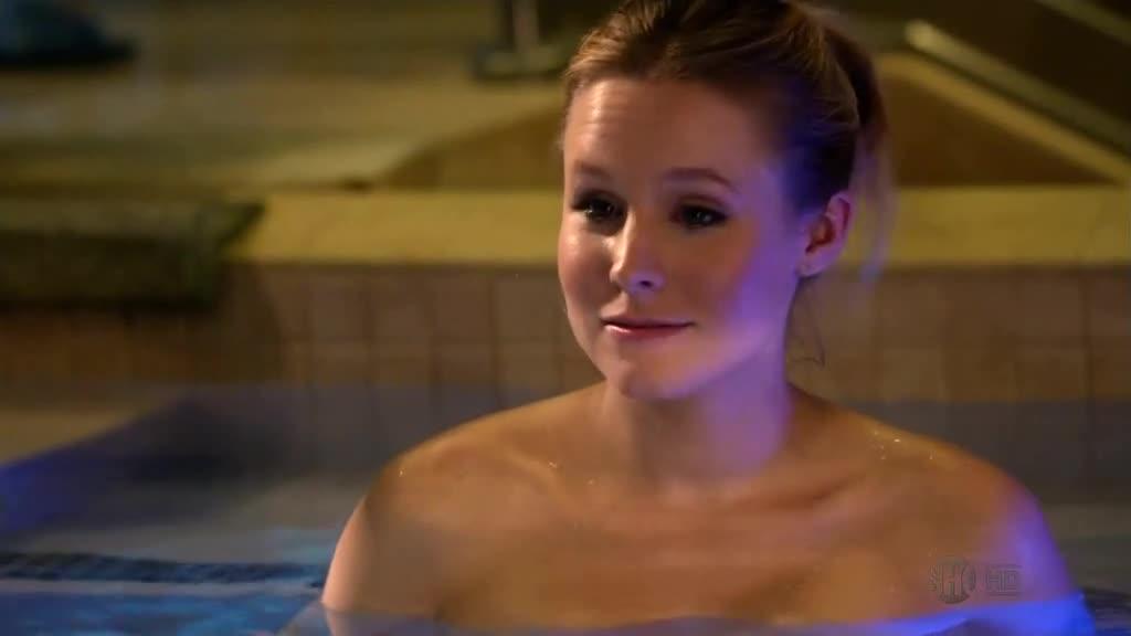 Kristen Bell screentime - House of Lies