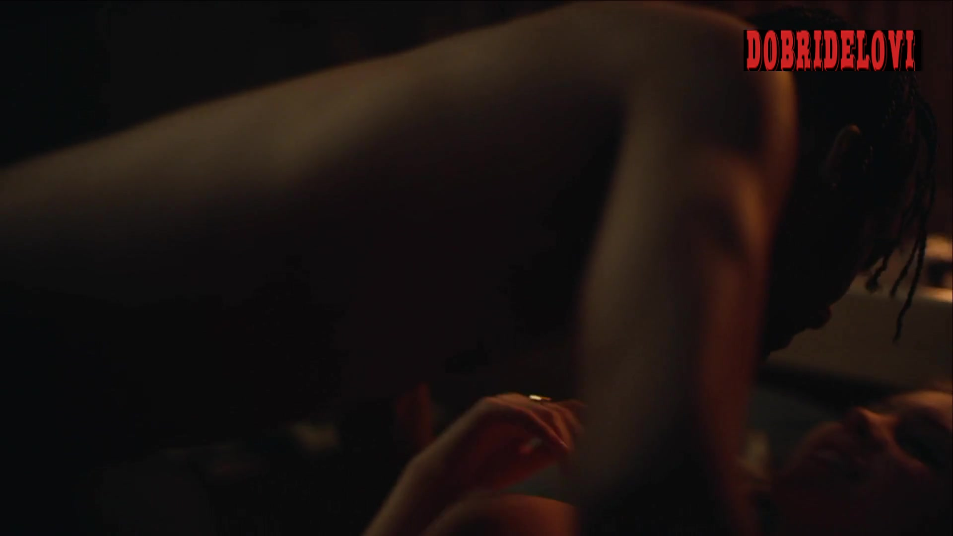 Sydney Sweeney takes off her bra scene in Euphoria