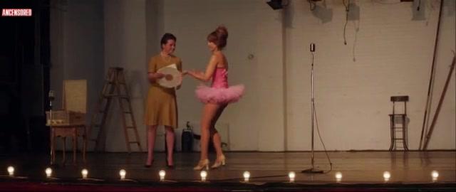 Jessica Alba sexy scene from Dear Eleanor