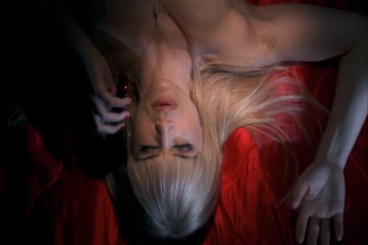 Carla Gugino looks fantastic in Elektra Luxx