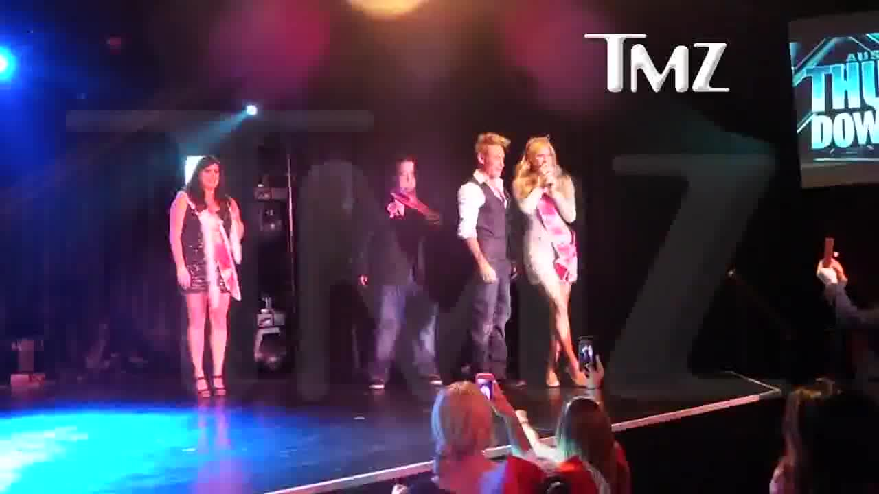 Paris Hilton looks fantastic