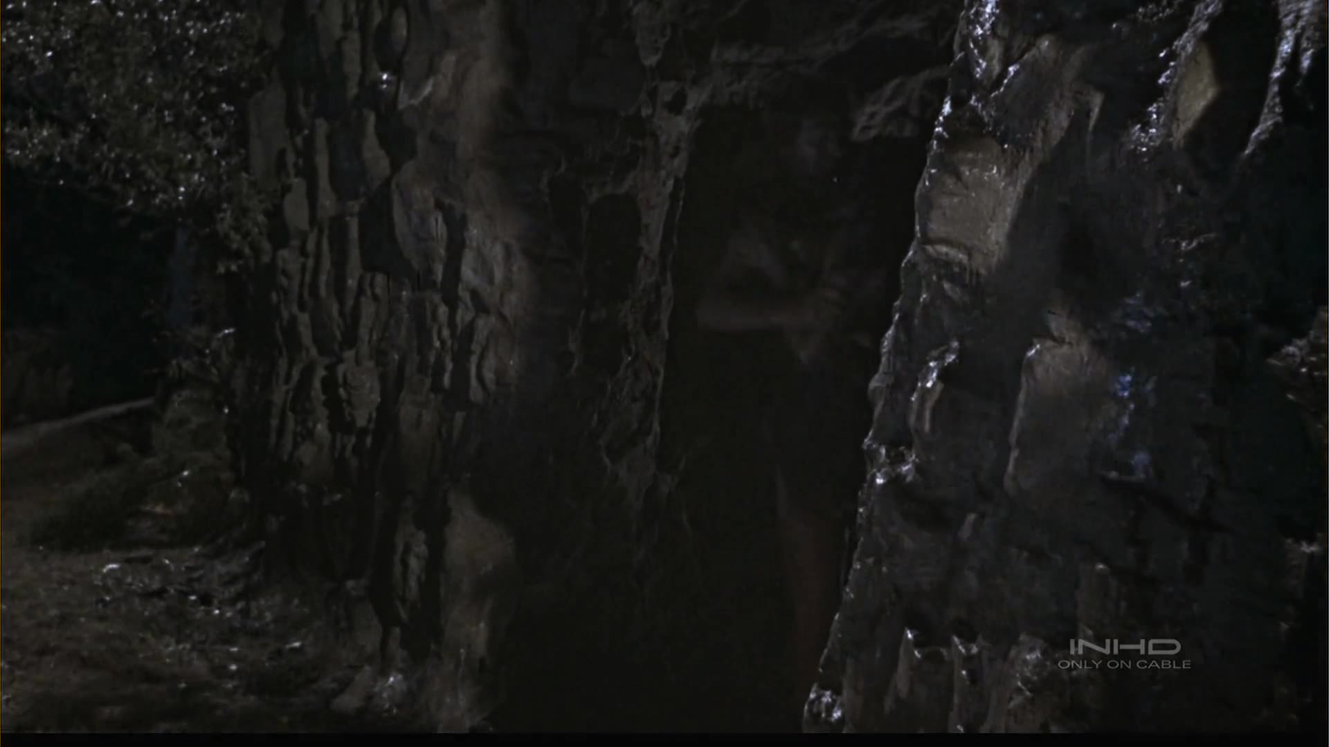 Martine Beswick screentime from One Million Years B C