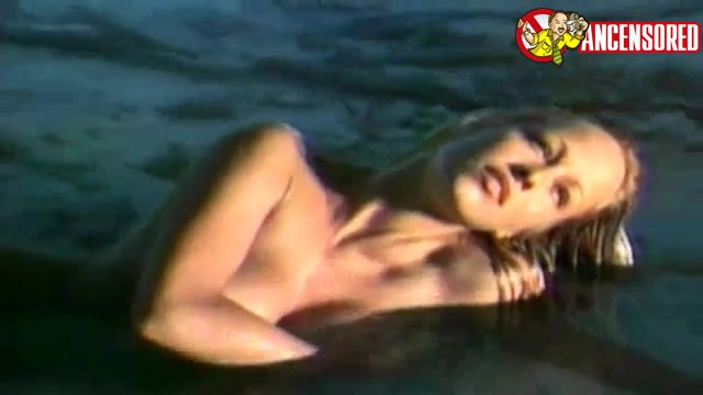 Pamela Anderson scene in Pamela Anderson with the Girls of Eden Quest
