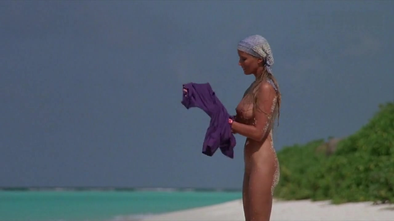 Bo Derek scene from Ghosts Can t Do It