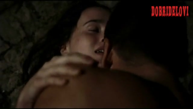Ellen Page missionary sex scene from Mouth to Mouth