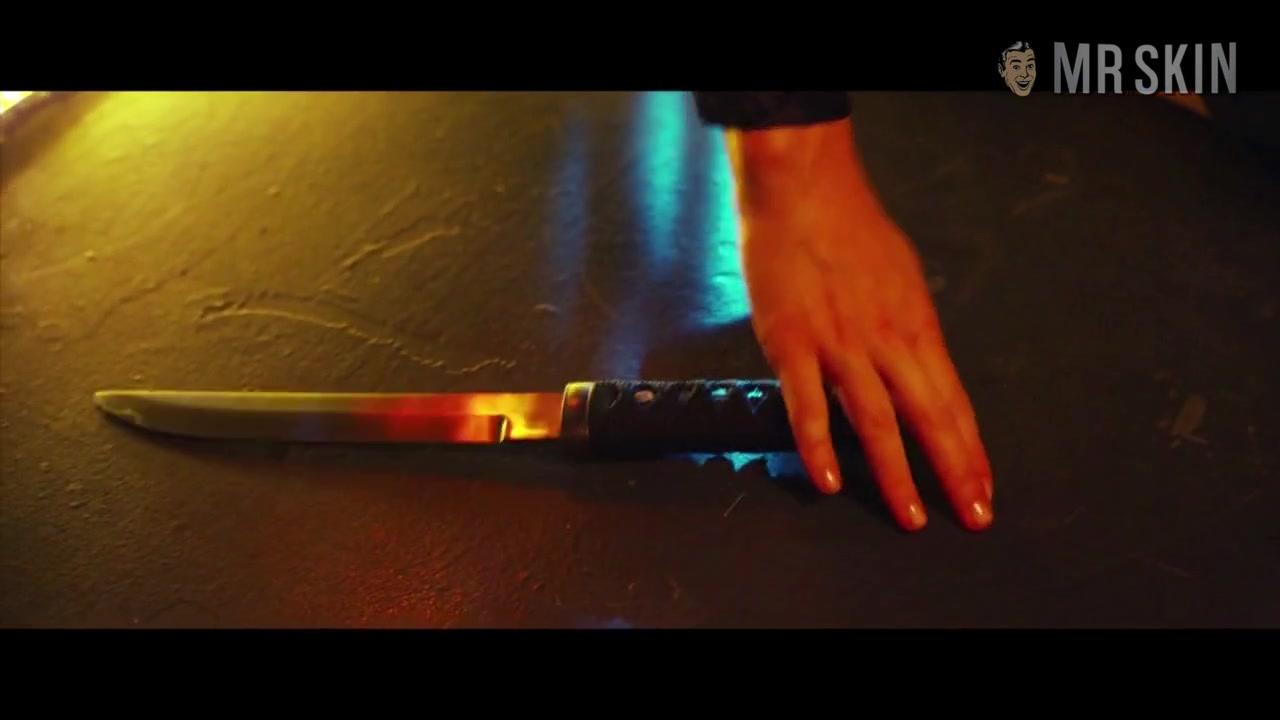 Kayden Kross screentime - samurai cop 2 deadly vengeance