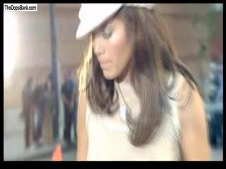 Jennifer Lopez scene