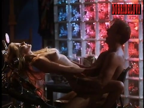 Bo Derek sex on motorcycle scene from Woman of Desire