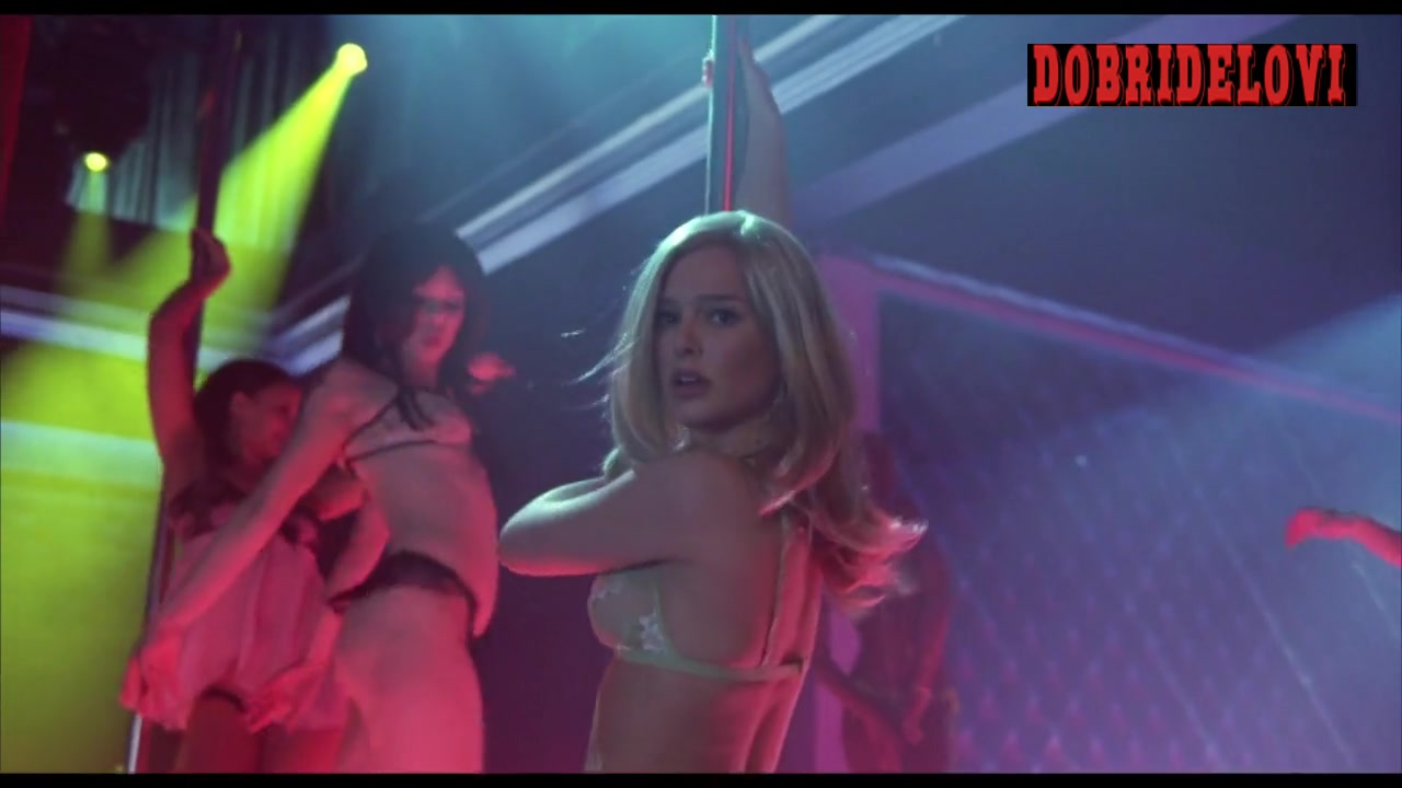 Natalie Portman pole dancing scene in Closer