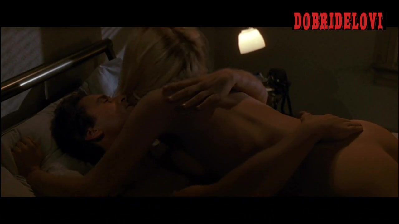 Sharon Stone rides Micheal Douglas scene from Basic Instinct