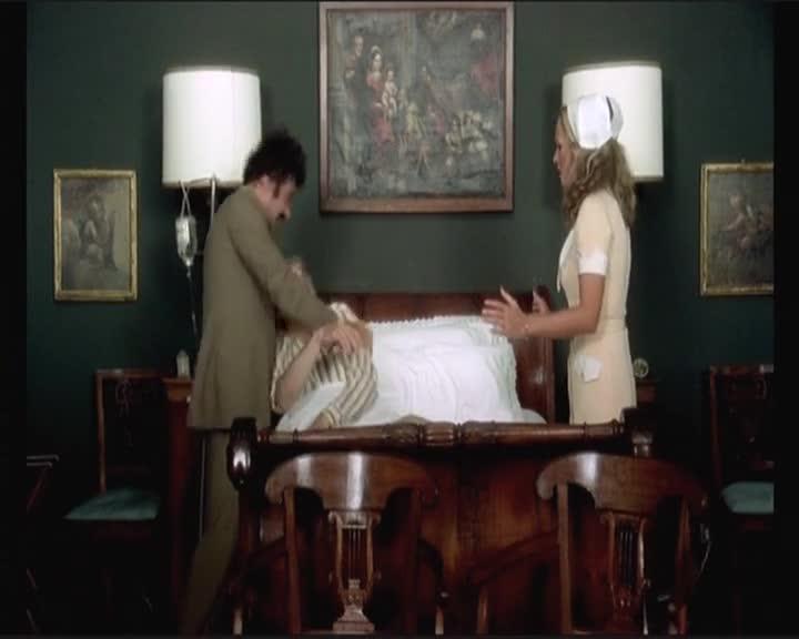 Ursula Andress scene - The Sensuous Nurse