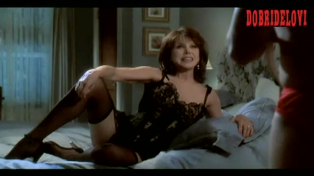 Marlo Thomas role playing scene with Rob Schneider from Deuce Bigalow