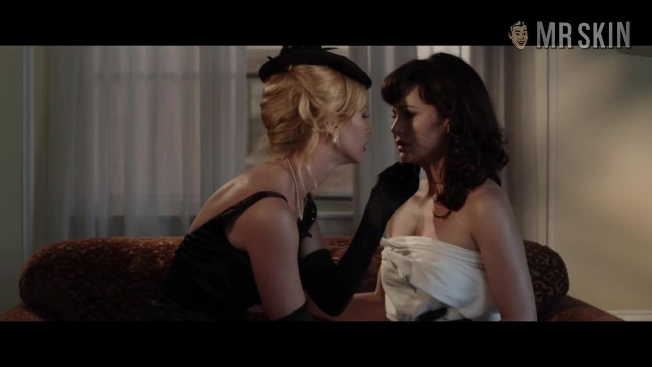 Carla Gugino screentime in city of sin