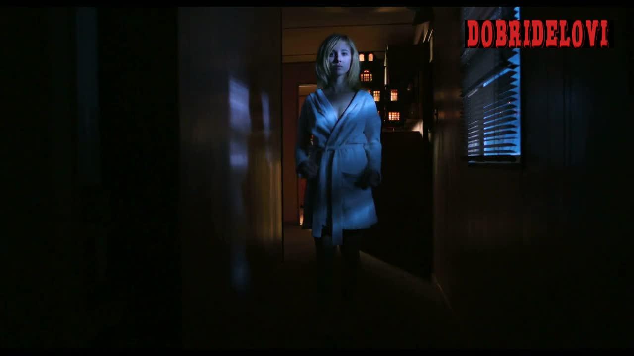 Juno Temple full frontal after dropping bathrobe scene from Killer Joe