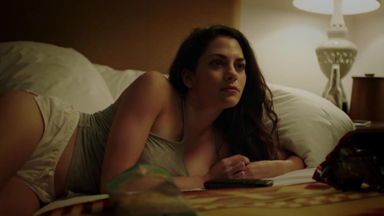 Inbar Lavi looks fantastic in imposters video image