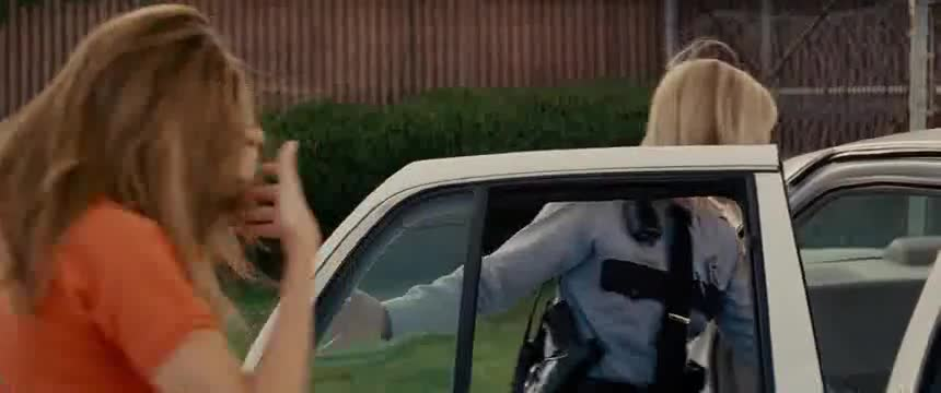 Sofía Vergara sexy scene - Hot Pursuit