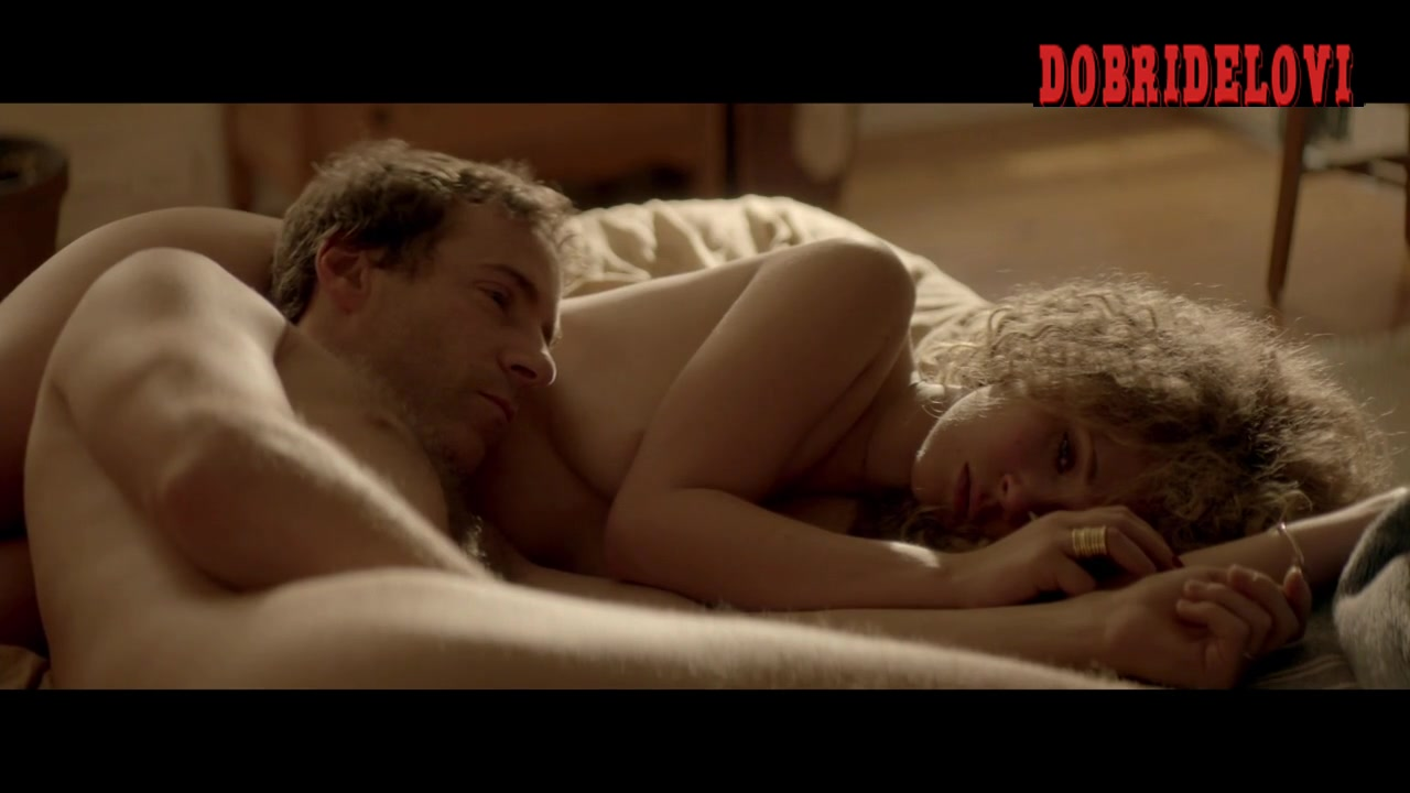 Juno Temple post coital scene from One Percent More Humid