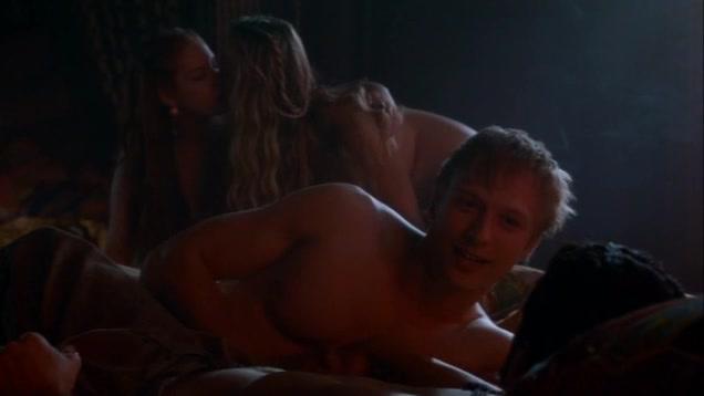 Josephine Gillan sexy scene - Game of Thrones