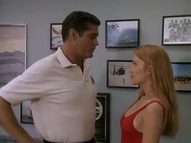 Angelica Bridges screentime from Baywatch