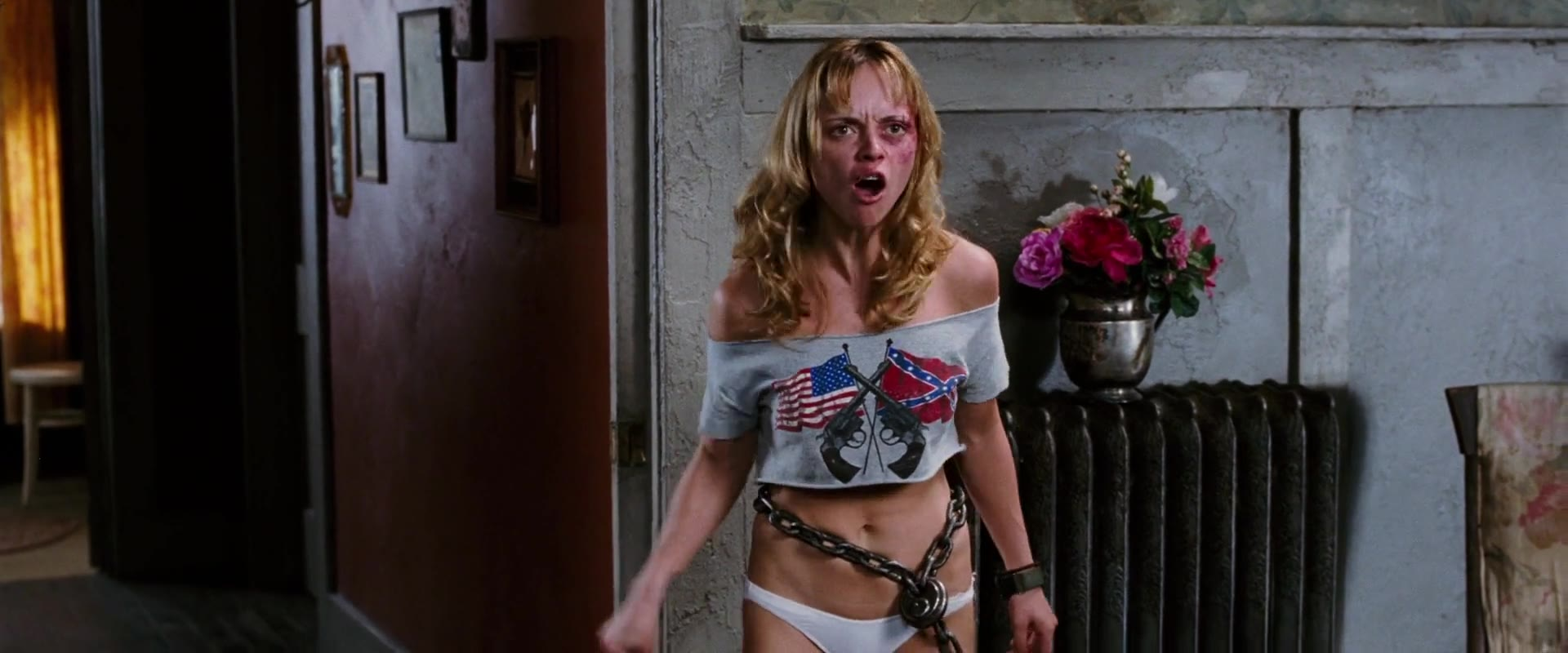 Christina Ricci sexy scene - Black Snake Moan