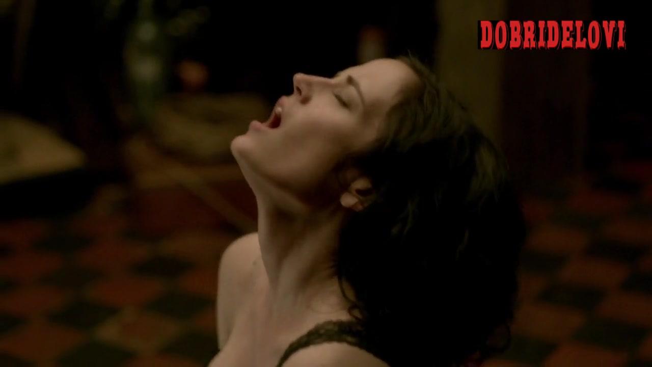 Eva Green sex scene from Penny readful